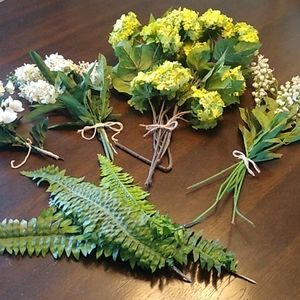 Wreath Floral Grouping